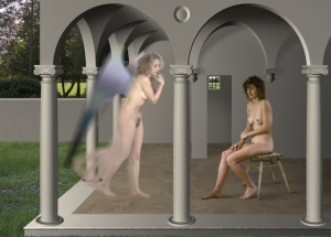The Passage of the Angel to the Virgin, 2007
