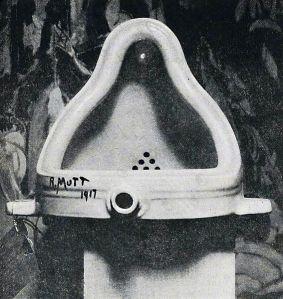 Duchamp Fountain