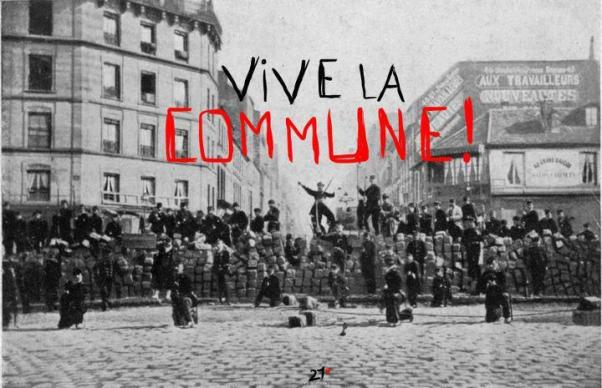 Anniversary of the Paris Commune March 18th 1871
