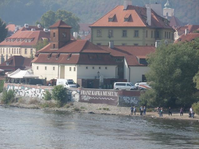 Franz Kafka Museum, Prague