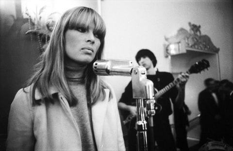 Nico, Sterling Morrison, Velvet Underground
