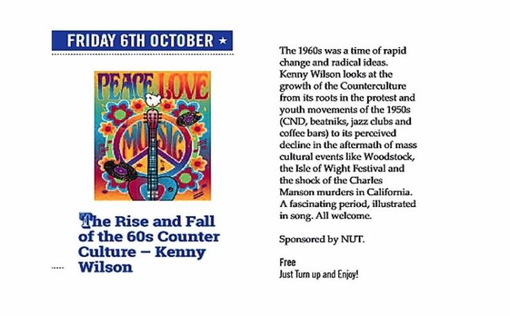 Counterculture Talkj