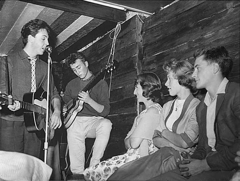 Beatles Casbah